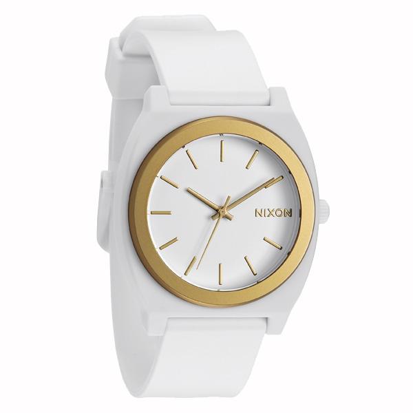 f471139fce NIXON ニクソン Time Teller P タイム テラー 腕時計 【国内正規品】 ホワイト レディース NA1191297