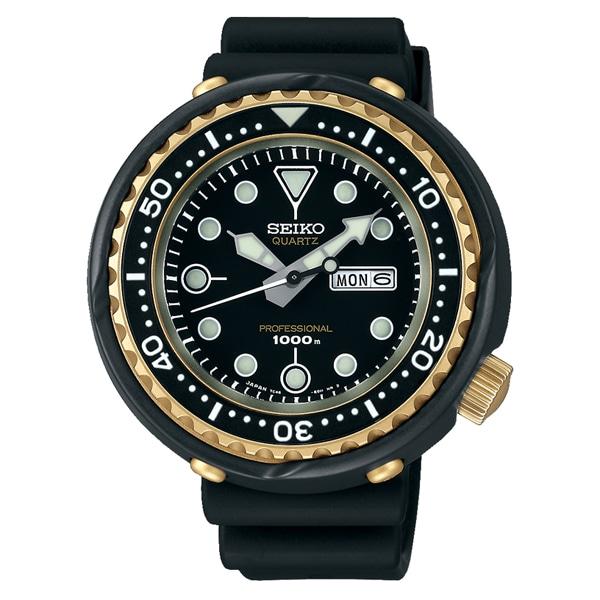 baae00c38c SEIKO PROSPEX セイコー プロスペックス 1978クォーツダイバーズ 復刻デザイン 1,978本限定 腕時計 SBBN040