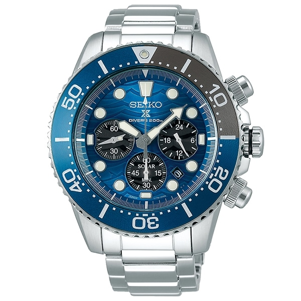 プロスペックス SEIKO PROSPEX Save the Ocean Special Edition  メンズ SBDL059