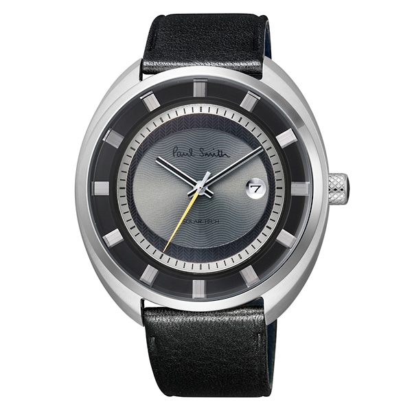 official photos af00b 71193 Paul Smith WATCH ポール・スミス ウォッチ Steering Solar-Tech ...