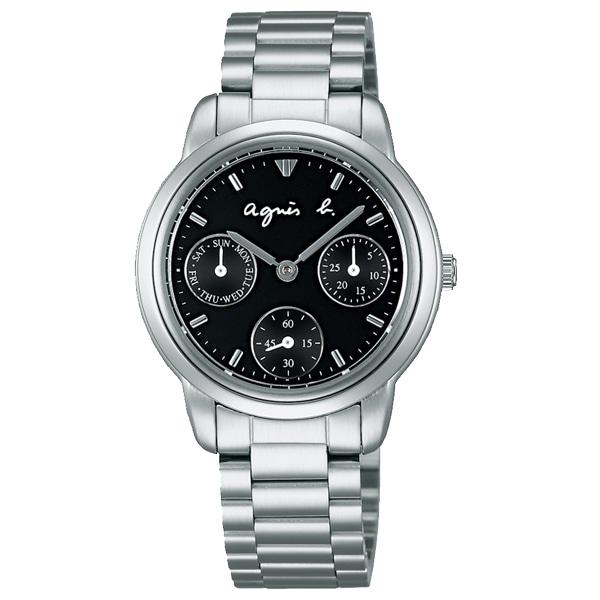 81ed1f3bfd agnes b. HOMME アニエスベー 多軸リバイバルモデル 腕時計 レディース FCST999