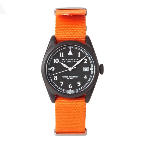 【SALE!!】MACKINTOSH PHILOSOPHY マッキントッシュ フィロソフィー TiCTAC別注 ナイロン 【国内正規品】 腕時計 メンズ FBZT701