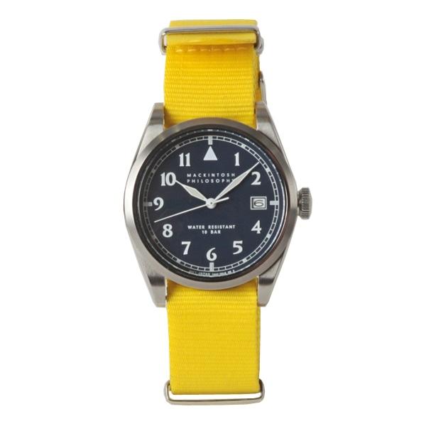 【SALE!!】MACKINTOSH PHILOSOPHY マッキントッシュ フィロソフィー TiCTAC別注 ナイロン 【国内正規品】 腕時計 メンズ FBZT702
