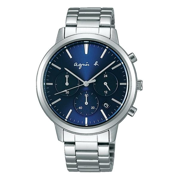 9f97cd1d5e agnes b. アニエスベー SAM ペア 【国内正規品】 腕時計 メンズ FCRT968