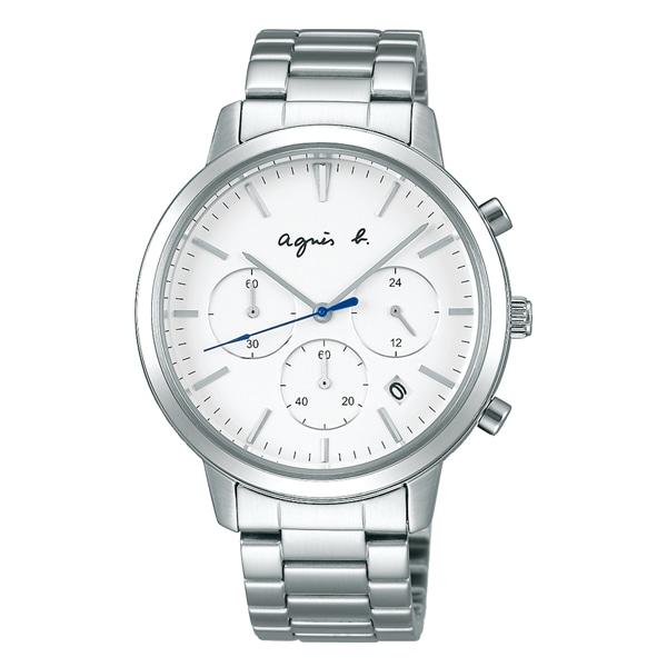 8d3f96f8b9 agnes b. アニエスベー SAM ペア 【国内正規品】 腕時計 メンズ FCRT967
