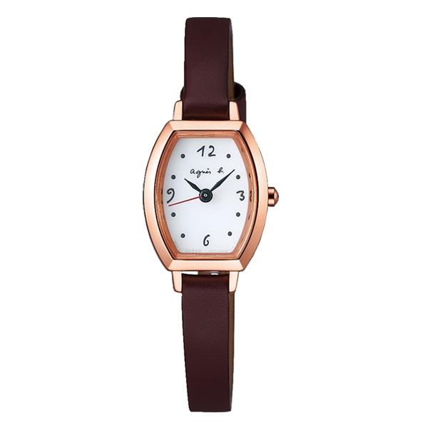 66b36e4398 agnes b. アニエスベー Marcello マルチェロ ソーラー ファム 【国内正規品】 腕時計 レディース FBSD945