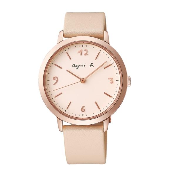 d165e98330 agnes b. アニエスベー Marcello マルチェロ 【国内正規品】 腕時計 レディース FCSK940