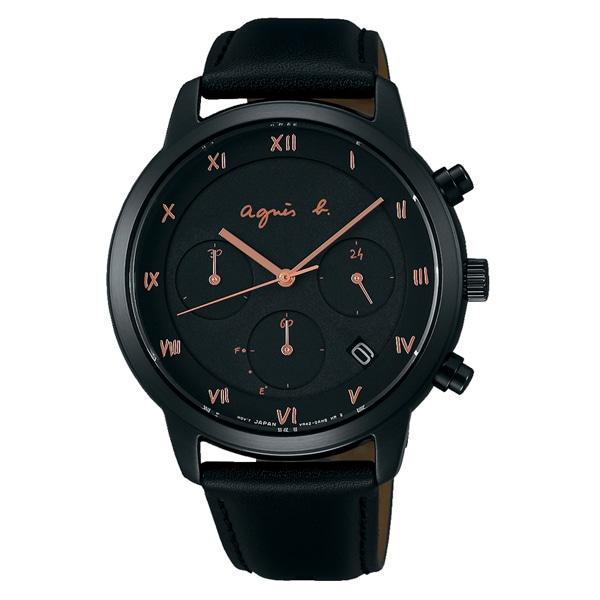 3b1c8d106c agnes b. アニエスベー Marcello マルチェロ クリスマス限定 1500本限定 腕時計 メンズ FBRD710