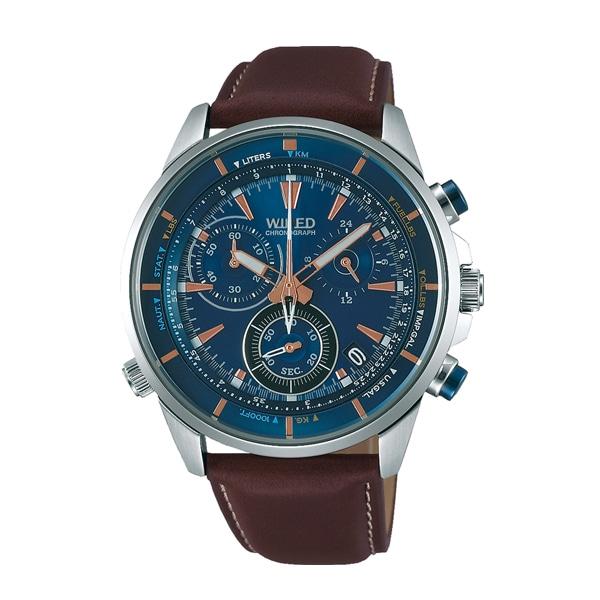 5eb1abe62f WIRED ワイアード SEIKO セイコー THE BLUE ザ・ブルー 【国内正規品】 腕時計 メンズ