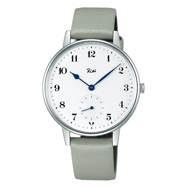 62e02e7720 RIKI WATANABE リキ ワタナベ クラッシック ねずみ色 腕時計 AKPK431