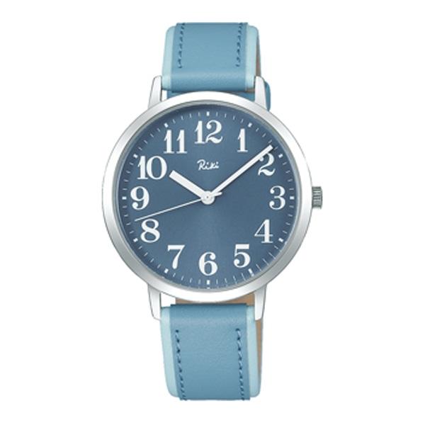 6b65a8a740 RIKI WATANABE リキ ワタナベ 日本の伝統色シリーズ つきくさ 腕時計 AKPK433