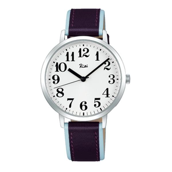 81c6238b4a RIKI WATANABE リキ ワタナベ 日本の伝統色シリーズ はぎ 腕時計 AKPK435