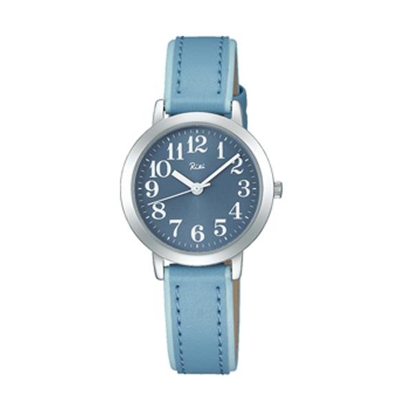 6ea8aa5f42 RIKI WATANABE リキ ワタナベ 日本の伝統色シリーズ つきくさ 腕時計 AKQK442