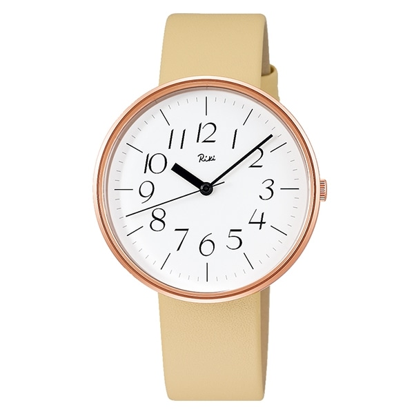 10e9df31a9 RIKI WATANABE リキ ワタナベ レトロモダン 腕時計 AKQK451