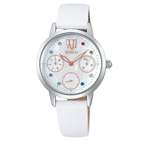 d10907fc6f SEIKO ワイアード エフ 2019 サマー限定 腕時計 レディース AGET720