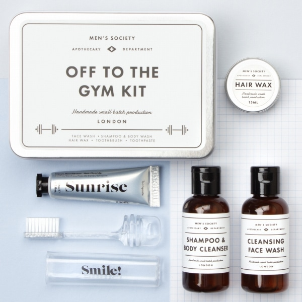Men's Society メンズソサイエティ Off To The Gym Kit ジムセット