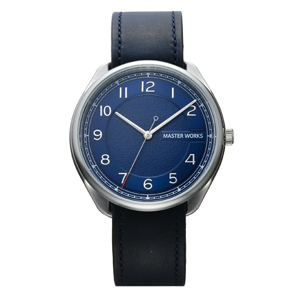 MASTER WORKS マスターワークス Quattro 003 クアトロ 腕時計 メンズ MW06SN-ECNVG8