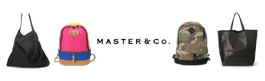 マスター&コー MASTER&Co.