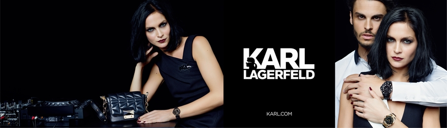 KARL LAGERFELD カール・ラガーフェルド