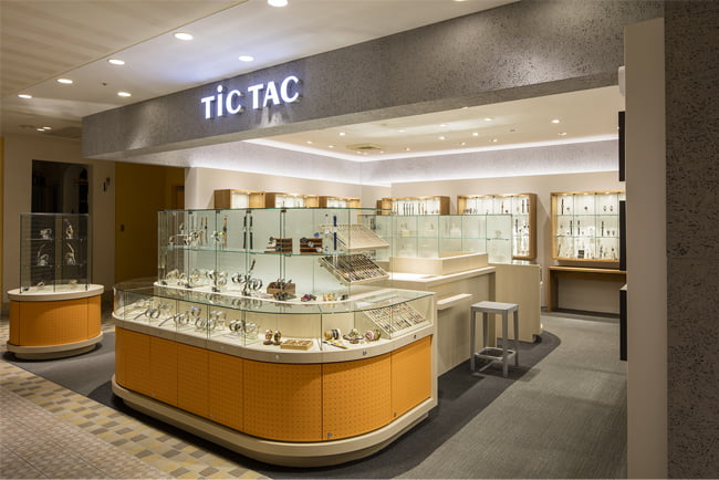 TiCTAC恵比寿アトレ店
